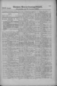 Armee-Verordnungsblatt. Verlustlisten 1916.12.19 Ausgabe 1312