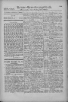 Armee-Verordnungsblatt. Verlustlisten 1916.12.20 Ausgabe 1313