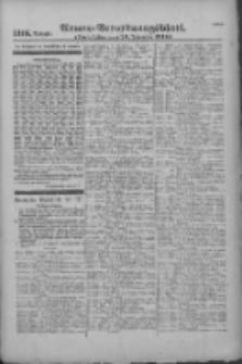 Armee-Verordnungsblatt. Verlustlisten 1916.12.22 Ausgabe 1316