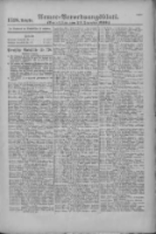 Armee-Verordnungsblatt. Verlustlisten 1916.12.23 Ausgabe 1318