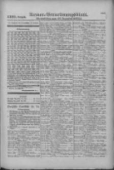 Armee-Verordnungsblatt. Verlustlisten 1916.12.27 Ausgabe 1320
