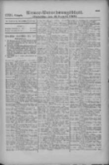 Armee-Verordnungsblatt. Verlustlisten 1916.12.28 Ausgabe 1321