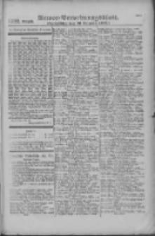 Armee-Verordnungsblatt. Verlustlisten 1916.12.29 Ausgabe 1322