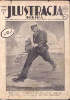 Jlustracja Polska 1930.10.05 R.3 Nr1