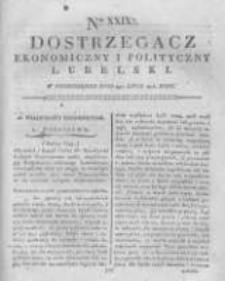 Dostrzegacz Ekonomiczny i Polityczny Lubelski. 1816.07.08 Nr29