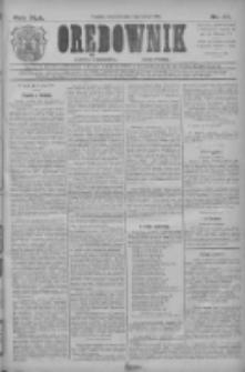 Orędownik: najstarsze ludowe pismo narodowe i katolickie w Wielkopolsce 1912.02.04 R.42 Nr27