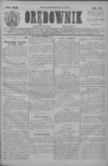Orędownik: najstarsze ludowe pismo narodowe i katolickie w Wielkopolsce 1912.02.10 R.42 Nr32