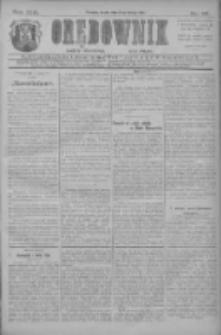 Orędownik: najstarsze ludowe pismo narodowe i katolickie w Wielkopolsce 1912.02.14 R.42 Nr35