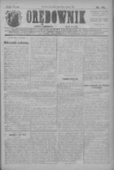 Orędownik: najstarsze ludowe pismo narodowe i katolickie w Wielkopolsce 1912.02.22 R.42 Nr42