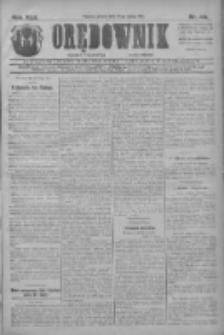 Orędownik: najstarsze ludowe pismo narodowe i katolickie w Wielkopolsce 1912.02.24 R.42 Nr44