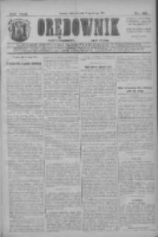 Orędownik: najstarsze ludowe pismo narodowe i katolickie w Wielkopolsce 1912.02.25 R.42 Nr45