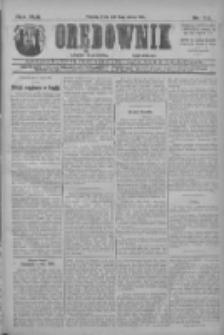 Orędownik: najstarsze ludowe pismo narodowe i katolickie w Wielkopolsce 1912.03.06 R.42 Nr53
