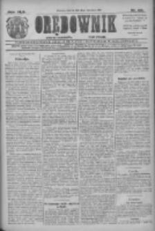 Orędownik: najstarsze ludowe pismo narodowe i katolickie w Wielkopolsce 1912.04.16 R.42 Nr86