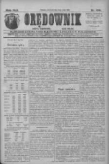 Orędownik: najstarsze ludowe pismo narodowe i katolickie w Wielkopolsce 1912.05.05 R.42 Nr103