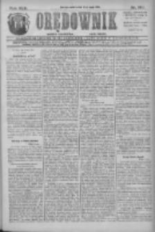 Orędownik: najstarsze ludowe pismo narodowe i katolickie w Wielkopolsce 1912.05.11 R.42 Nr107