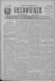 Orędownik: najstarsze ludowe pismo narodowe i katolickie w Wielkopolsce 1912.05.21 R.42 Nr114