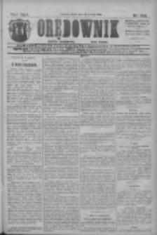 Orędownik: najstarsze ludowe pismo narodowe i katolickie w Wielkopolsce 1912.05.29 R.42 Nr120