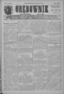 Orędownik: najstarsze ludowe pismo narodowe i katolickie w Wielkopolsce 1912.06.06 R.42 Nr127