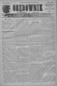Orędownik: najstarsze ludowe pismo narodowe i katolickie w Wielkopolsce 1912.06.27 R.42 Nr144