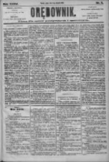 Orędownik: pismo dla spraw politycznych i społecznych 1905.01.06 R.35 Nr5