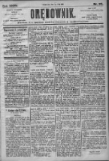Orędownik: pismo dla spraw politycznych i społecznych 1905.02.01 R.35 Nr26