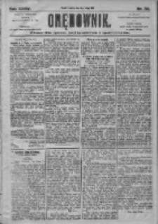 Orędownik: pismo dla spraw politycznych i społecznych 1905.02.09 R.35 Nr32