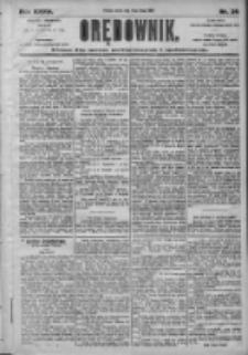 Orędownik: pismo dla spraw politycznych i społecznych 1905.02.14 R.35 Nr36
