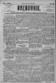 Orędownik: pismo dla spraw politycznych i społecznych 1905.02.16 R.35 Nr38