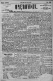 Orędownik: pismo dla spraw politycznych i społecznych 1905.02.17 R.35 Nr39