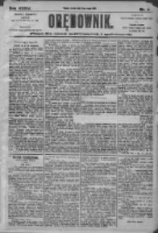 Orędownik: pismo dla spraw politycznych i społecznych 1905.02.21 R.35 Nr42