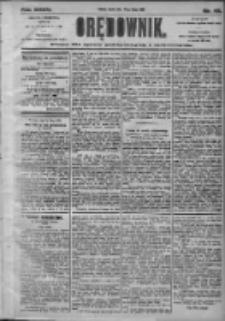 Orędownik: pismo dla spraw politycznych i społecznych 1905.02.25 R.35 Nr46