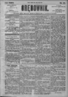 Orędownik: pismo dla spraw politycznych i społecznych 1905.02.26 R.35 Nr47