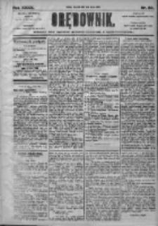 Orędownik: pismo dla spraw politycznych i społecznych 1905.03.02 R.35 Nr50