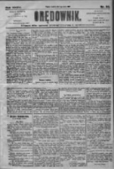 Orędownik: pismo dla spraw politycznych i społecznych 1905.03.05 R.35 Nr53