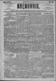 Orędownik: pismo dla spraw politycznych i społecznych 1905.03.08 R.35 Nr55