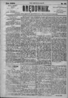 Orędownik: pismo dla spraw politycznych i społecznych 1905.03.09 R.35 Nr56