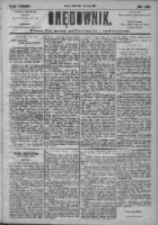Orędownik: pismo dla spraw politycznych i społecznych 1905.03.11 R.35 Nr58