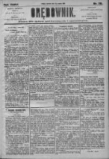 Orędownik: pismo dla spraw politycznych i społecznych 1905.03.12 R.35 Nr59