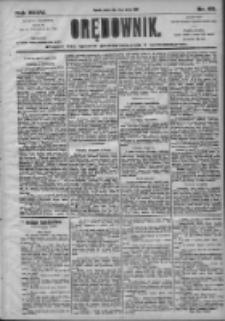 Orędownik: pismo dla spraw politycznych i społecznych 1905.03.17 R.35 Nr63