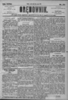 Orędownik: pismo dla spraw politycznych i społecznych 1905.03.18 R.35 Nr64