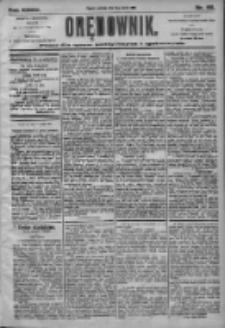 Orędownik: pismo dla spraw politycznych i społecznych 1905.03.19 R.35 Nr65