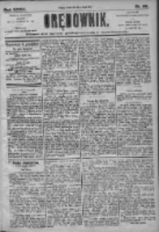 Orędownik: pismo dla spraw politycznych i społecznych 1905.03.21 R.35 Nr66