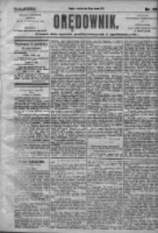 Orędownik: pismo dla spraw politycznych i społecznych 1905.03.23 R.35 Nr68