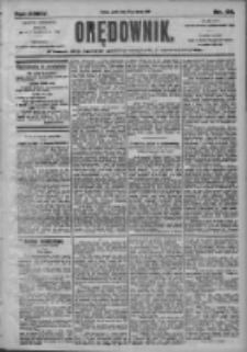 Orędownik: pismo dla spraw politycznych i społecznych 1905.03.24 R.35 Nr69