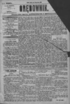 Orędownik: pismo dla spraw politycznych i społecznych 1905.03.25 R.35 Nr70