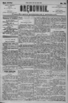 Orędownik: pismo dla spraw politycznych i społecznych 1905.04.02 R.35 Nr76