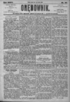 Orędownik: pismo dla spraw politycznych i społecznych 1905.04.07 R.35 Nr80