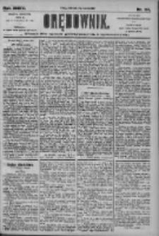Orędownik: pismo dla spraw politycznych i społecznych 1905.04.12 R.35 Nr84