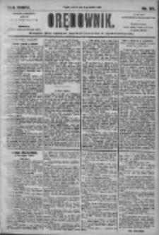 Orędownik: pismo dla spraw politycznych i społecznych 1905.04.13 R.35 Nr85