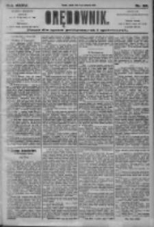 Orędownik: pismo dla spraw politycznych i społecznych 1905.04.14 R.35 Nr86
